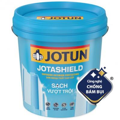 Sơn nước ngoại thất Jotun Jotahield sạch vượt trội