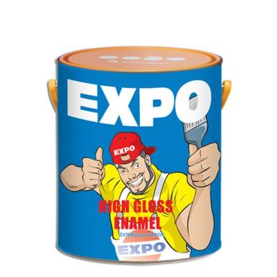 Sơn dầu Expo High Gloss Enamel - Mã màu 555, 640, 650, 680, 910, 940, 999