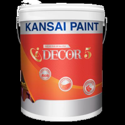Sơn nội thất láng mờ  Kansai I DECOR 5