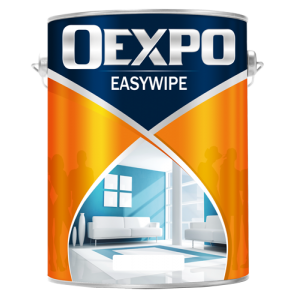 Sơn nội thất lau chùi OEXPO EASYWIPE