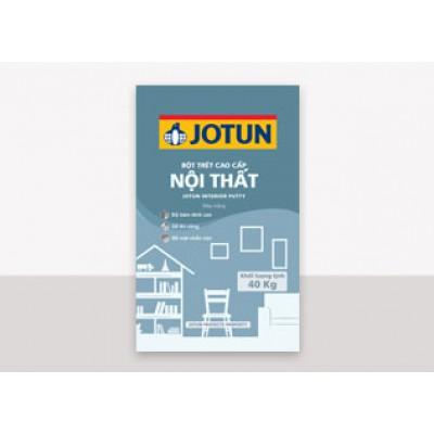 Bột trét tường nội thất Jotun - 40 kg