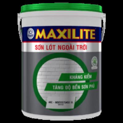 Sơn lót chống kiềm ngoại thất Maxilite 48C – 5L & 18L