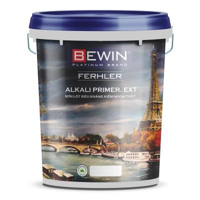 Sơn lót siêu kháng kiềm ngoại thất BEWIN - Ferhler ALKALI PRIMER EXT
