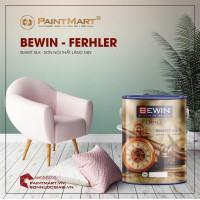 Sơn nội thất láng mịn, độ phủ cao.BEWIN – Ferhler SMAST SILK