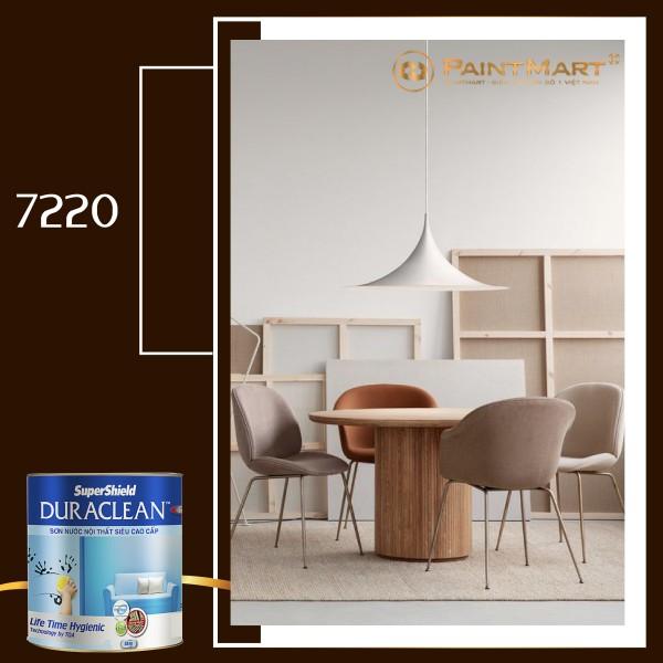 Gợi ý các gam màu trầm ấm cho không gian nội thất sang trọng từ sơn Toa