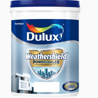 Sơn lót ngoại thất siêu cao cấp DULUX WEATHERSHIELD POWERSEALER Z060 - 5L