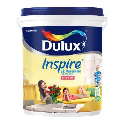 Sơn nước nội thất sắc màu bền đẹp Dulux Inspire bề mặt mờ - thùng 5L