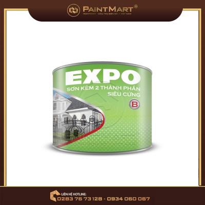 Expo Sơn kẽm 2 thành phần Siêu cứng Comp B