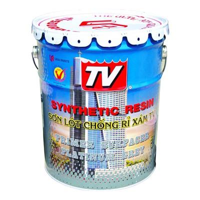 Sơn chống rỉ TV - XÁM - 17.5L