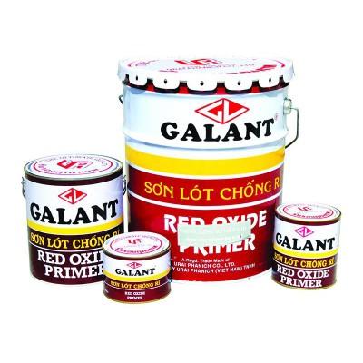 Sơn chống rỉ GALANT - ĐỎ - 17.5L
