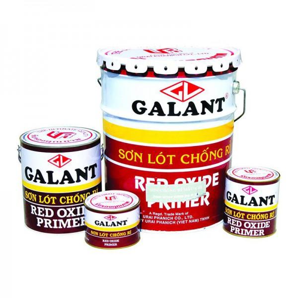 Sơn chống rỉ GALANT - ĐỎ - 3L