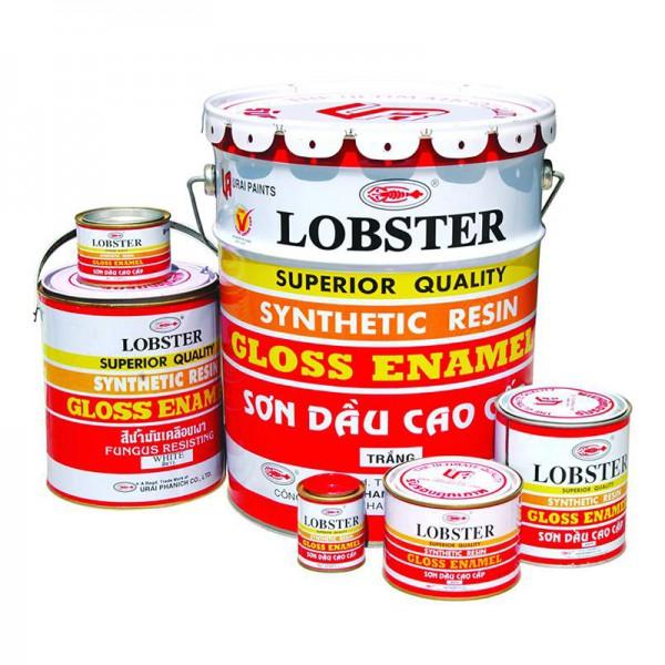 Sơn dầu GALANT  & LOBSTER - Màu thông thường - 17.5L