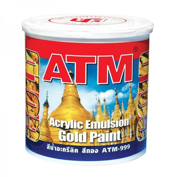 Sơn lót nhũ vàng ATM 999 (100 nước) - 875ML