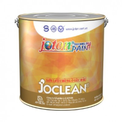Sơn lót gốc dầu Joton JOCLEAN (Sơn Chống Ố Joton) lon 3,5Kg
