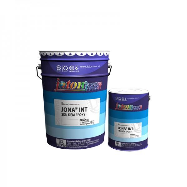 Sơn đệm Epoxy gốc dầu JONA INT - Màu Xám, Nâu đỏ - 20kg
