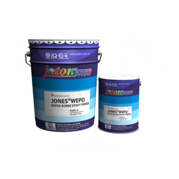 Sơn lót Epoxy gốc nước JOTON JONES WEPO - 4kg