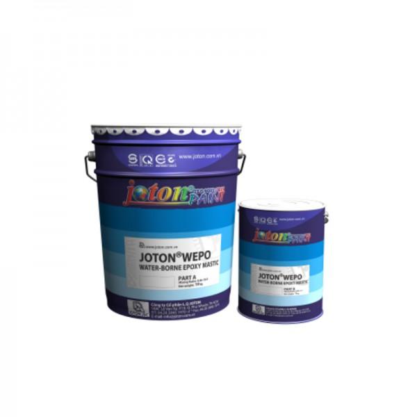 Sơn Mastic Epoxy gốc nước JOTON WEPO - Màu Xám, Trắng - 20kg