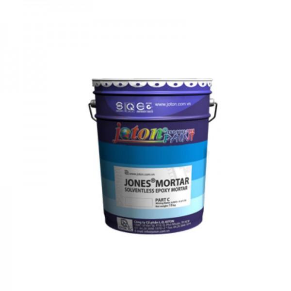 Vữa đệm cho sơn Epoxy tự san phẳng JONES MORTAR - Màu Xám - 14.2kg