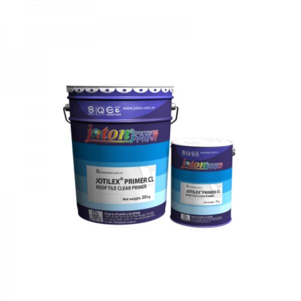Sơn lót ngói JOTON JOTILEX PRIMER CL - Màu trong suốt - 4kg