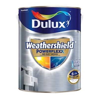 Sơn ngoại thất Dulux Weathershield Powerflexx mờ GJ8 5L