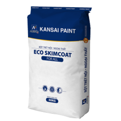 Bột trét nội ngoại thất  Kansai Eco Skimcoat
