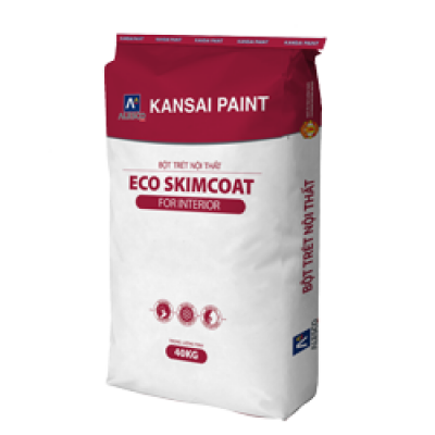 Bột trét nội thất Kansai Eco Skimcoat