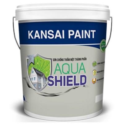 Sơn chống thấm một thành phần Kansai Aqua Shield - 18L