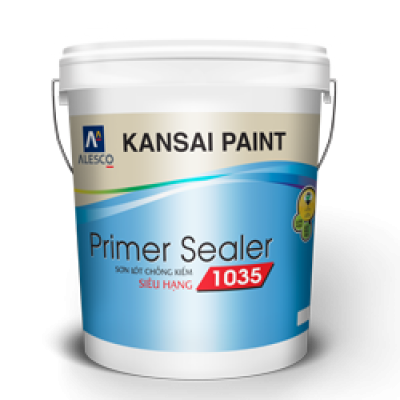 Sơn lót kiềm Kansai Primer Sealer 1035 thùng 15L