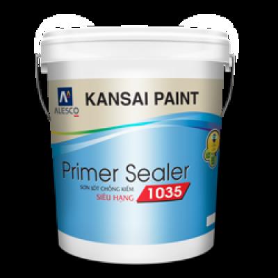 Sơn lót kiềm Kansai Primer Sealer 1035 thùng 18L