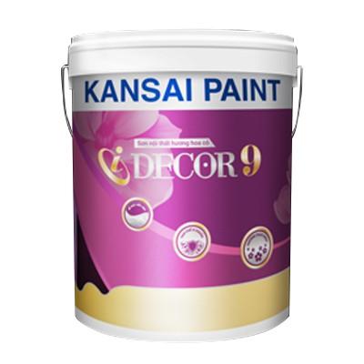 Sơn nội thất hương hoa cỏ Đặc Biệt Kansai I Decor 9 - 5L