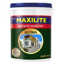 Sơn nước ngoài trời MAXILITE ULTIMA Bề mặt Bóng LU1 - 18L