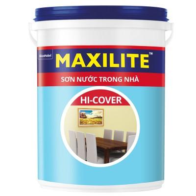 Sơn nước trong nhà MAXILITE HI-COVER - ME6 - 18L
