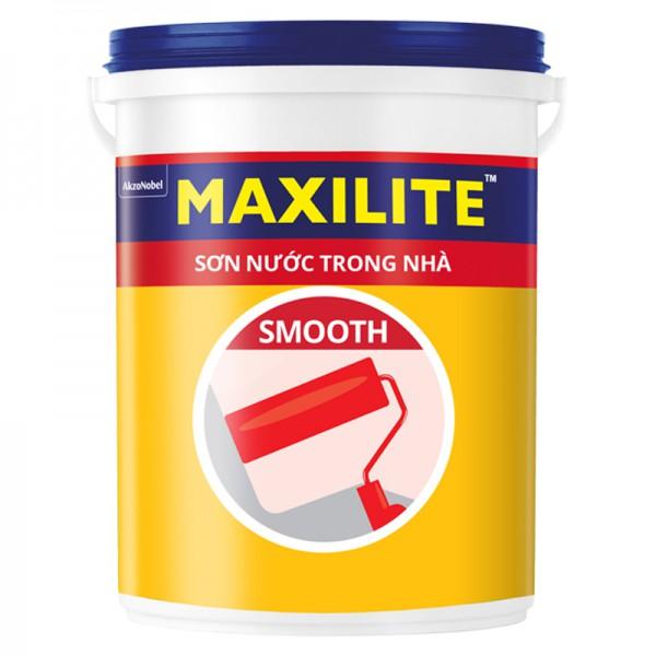 Sơn nước trong nhà MAXILITE SMOOTH ME5 - 5L