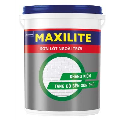 Sơn lót ngoài trời Maxilite 48C –18L