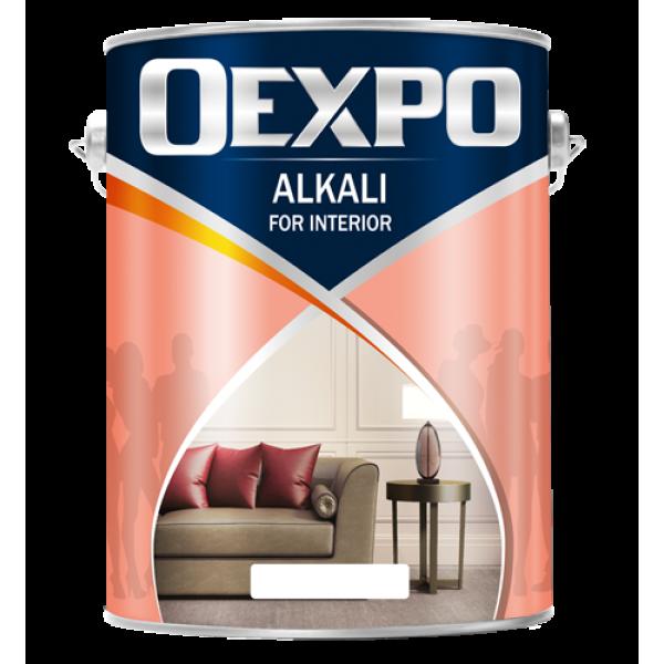 Sơn lót kiềm trong nhà OEXPO ALKALI SEAL FOR INT