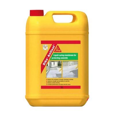 Hợp chất bảo dưỡng bê tông SIKA ANTISOL E - 5L