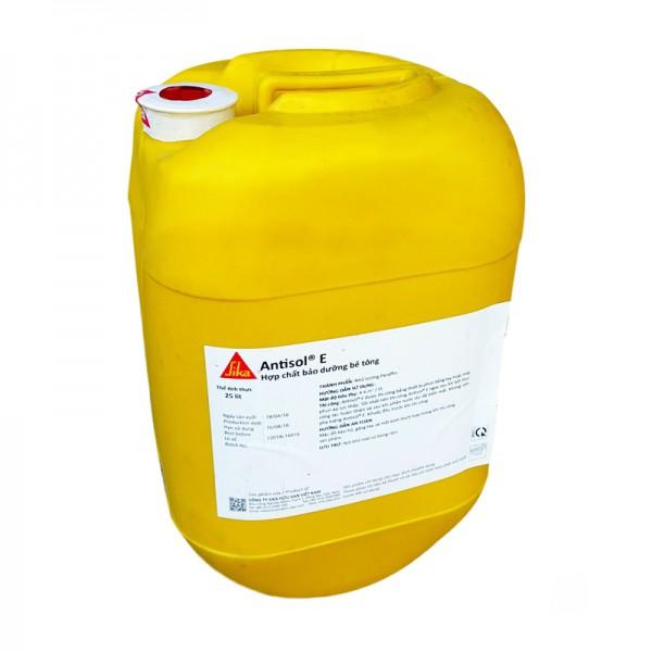 Hợp chất bảo dưỡng bê tông SIKA ANTISOL S - 25L