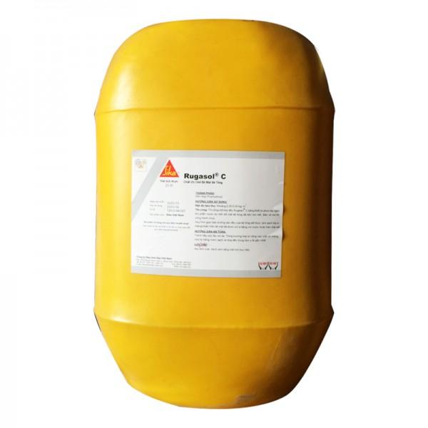 Chất ức chế bề mặt bê tông SIKA RUGASOL C - 25L