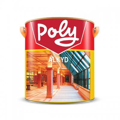 Sơn chống rỉ Expo Alkyd Poly