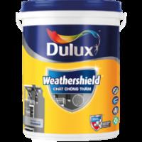 Sơn nước ngoại thất Dulux Weathershield Chất Chống Thấm