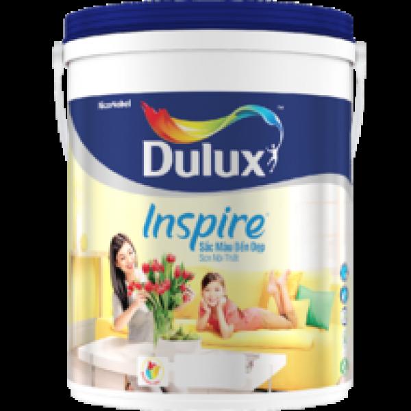 Sơn nước nội thất sắc màu bền đẹp Dulux Inspire