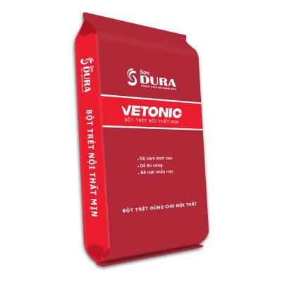 Bột trét tường nội thất Dura Vetonic - 40kg