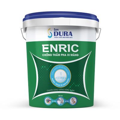 Sơn chống thấm Dura Enric chống thấm 2 trong 1 - 5L