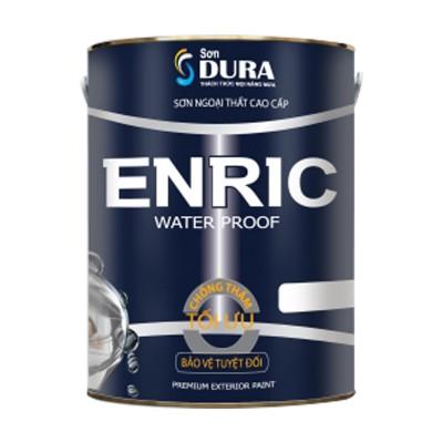 Sơn ngoại thất Dura Enric chống thấm tối ưu - 1L
