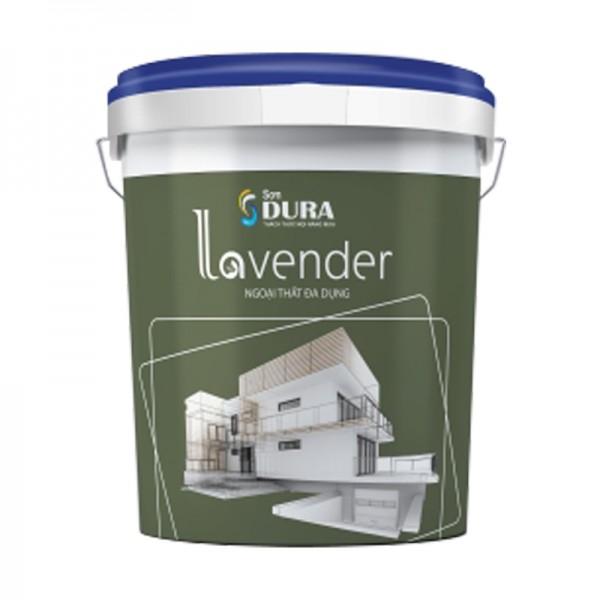 Sơn ngoại thất Dura Lavender ngoại thất đa dụng - 18L