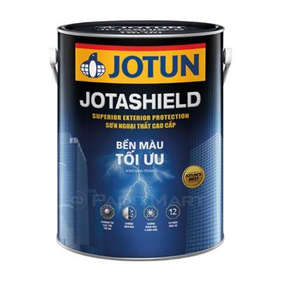 Sơn nước ngoại thất Jotun Jotashield Extreme bền màu tối ưu lon 1L