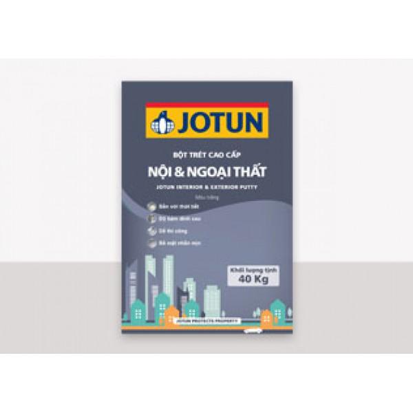 Bột trét tường nội ngoại thất Jotun
