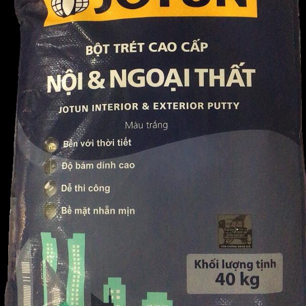 Hướng dẫn sử dụng và bảo quản bột trét tường Jotun
