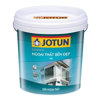 Sơn ngoại thất Jotun Essence bền đẹp (Mờ) thùng 17L