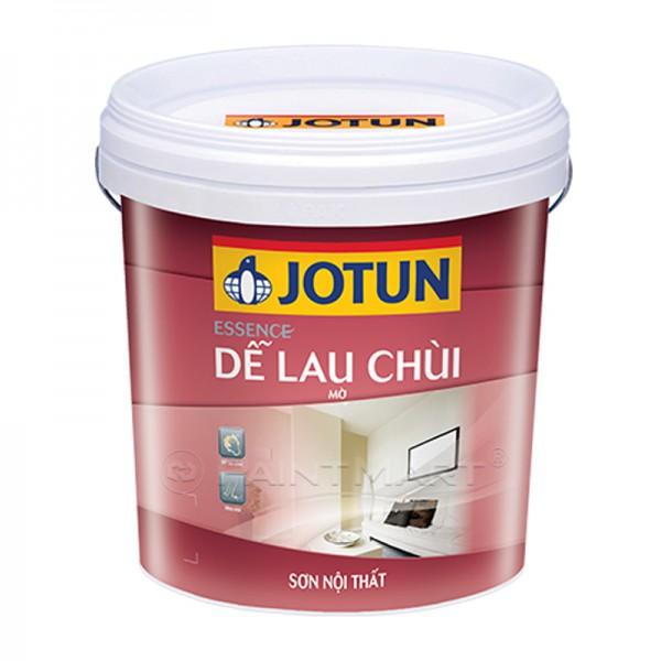 Sơn nước nội thất Jotun Essence dễ lau chùi thùng 17L